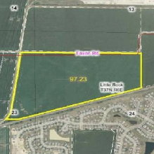Plano 96 Acre Industrial Site
